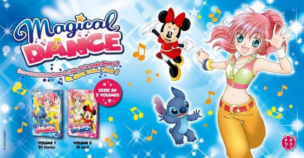 Image Magical Dance Rin,Stitch,Minnie et Clochette