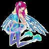 Image Winx Club Tecna en Wonderix
