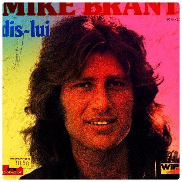 """Paroles de """"Laisse-moi t'aimer"""" + image retouche Mike Brant"""