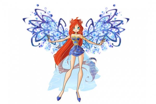 Image Winx Club Bloom en Galaxix