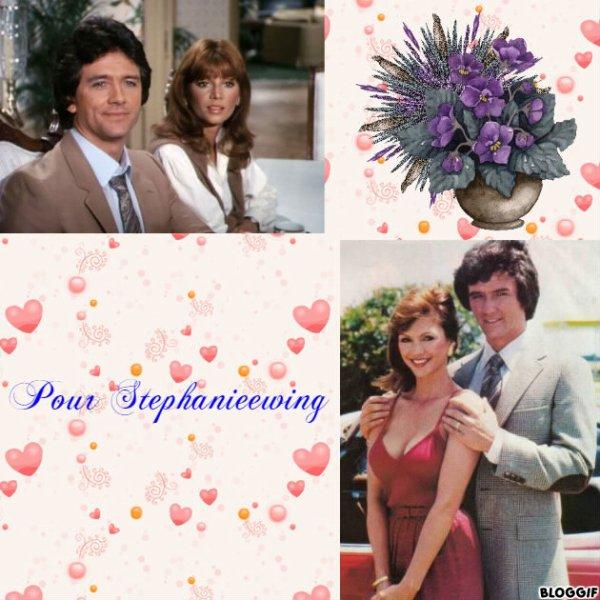 Montage Dallas Pamela et Bobby créé par moi pour Stephanieewing