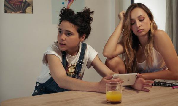 Image Demain nous appartient Manon et Sofia