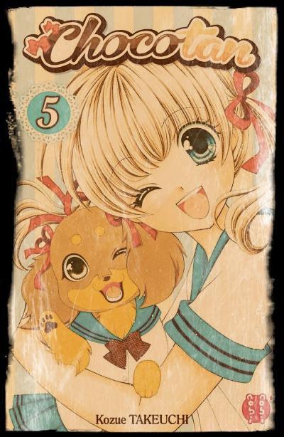 Image retouche Chocotan et Nao