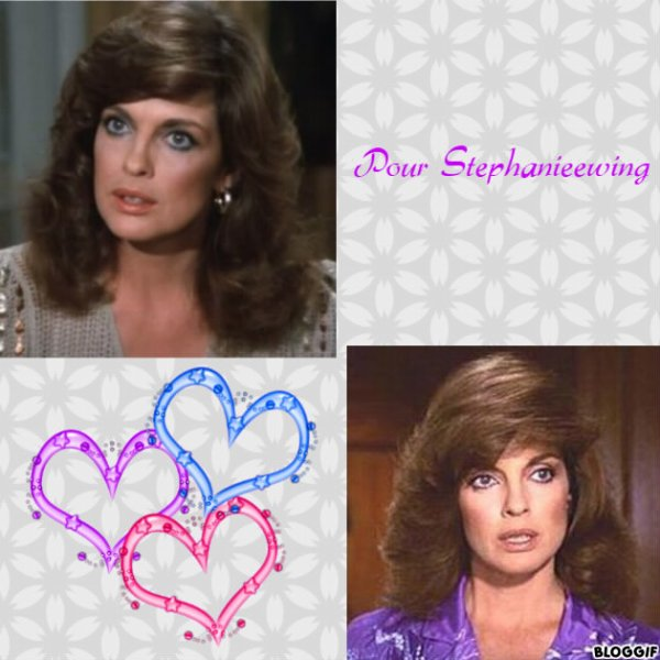 Montage Dallas Pamela créé par moi pour Stephanieewing