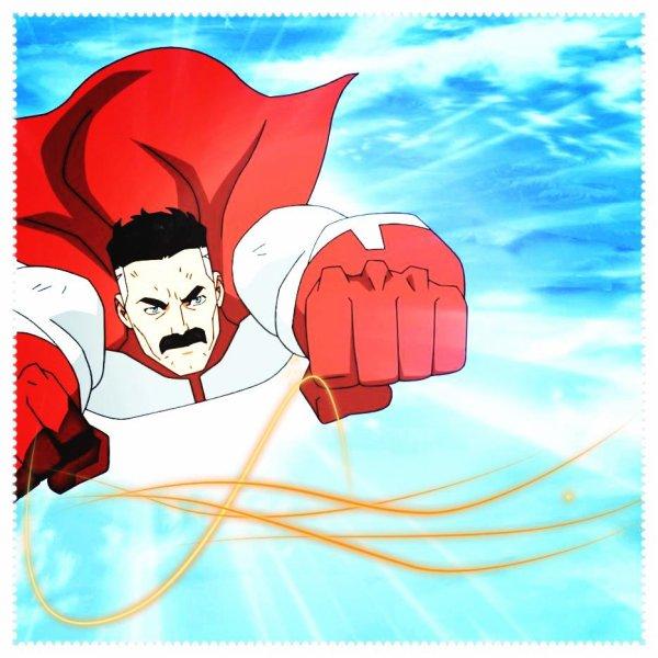 Image retouche Invincible Omni-man