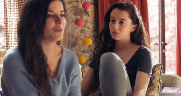 Image Demain nous appartient Sara et Roxane