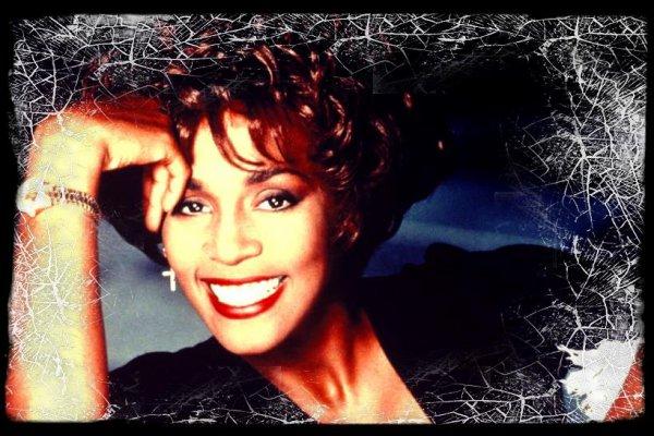 "Paroles de ""I Wanna Dance with Somebody"" + image retouche Whitney Houston"