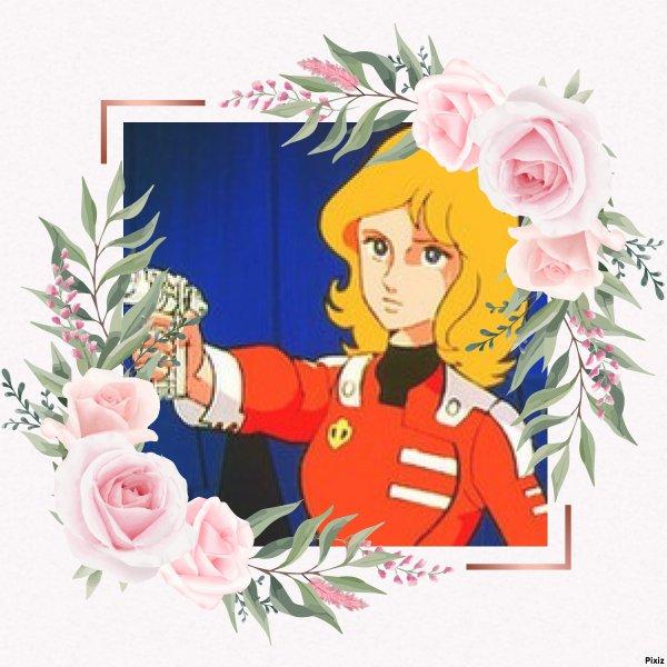 Montage Capitaine Flam Johann créé par moi