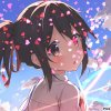Giff Your Name Mitsuha créé par moi