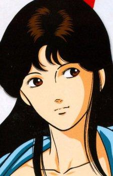 Image Signé Cat's Eyes Hitomi