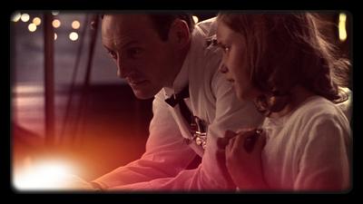 Image retouche La petite princesse Sara et son papa