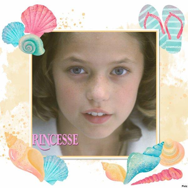 Montage La petite princesse Sara créé par moi