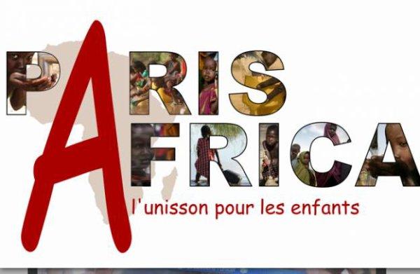 """Paroles de """"Des ricochets"""" + image Paris-Africa"""