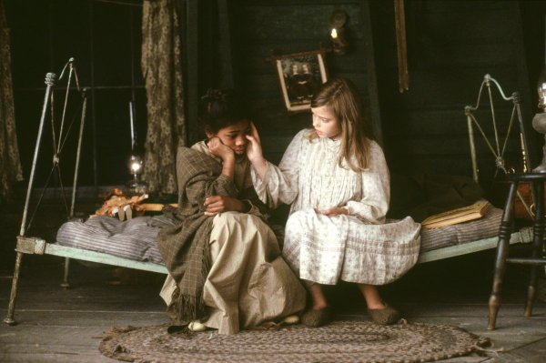 Image La petite princesse Sara et Becky