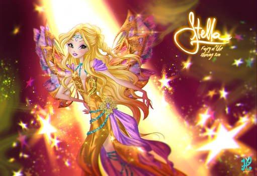 Image Winx Club Stella en Meliadix