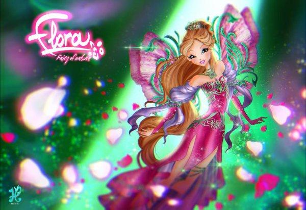 Image Winx Club Flora en Meliadix