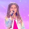 "Paroles de ""J'imagine"" + image Valentina"