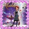 Giff Ballerina Félicie créé par moi