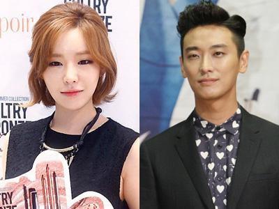 Gain & Joo Ji Hoon