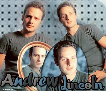 ♦ ♦ ♦ Acteur : Andrew Lincolm