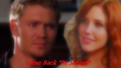 """Come Back """"De Retour"""""""