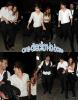 Harry au Mariage de Rochelle et Marvin et quittant son hotel, OXFORDSHIRE