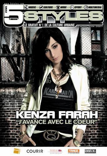 Kenza Farah.