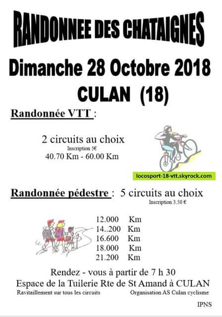 Rando VTT Culan