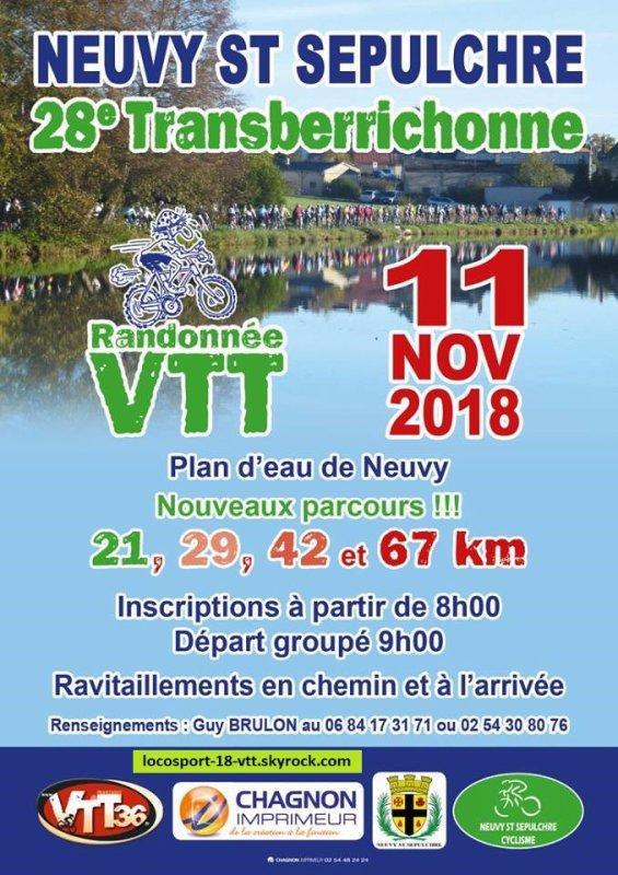 Rando VTT Neuvy St Sepulchre (36)
