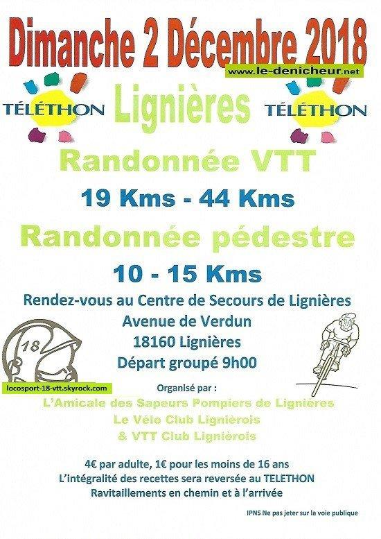 Rando VTT Lignières