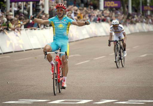 Vino, champion Olympique !