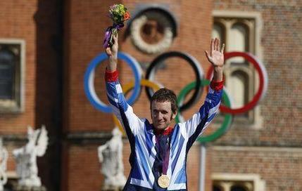 Bradley Wiggins, champion Olympique du Contre-La-Montre !