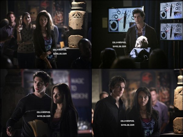 6 nouveaux clichés exclusifs de l'épisode 6 viennent de faire leur apparition.