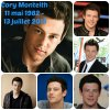 Hommage a Cory Monteith...