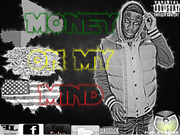 Money on My Mind / Lousin Flow - Legendaire (2014)