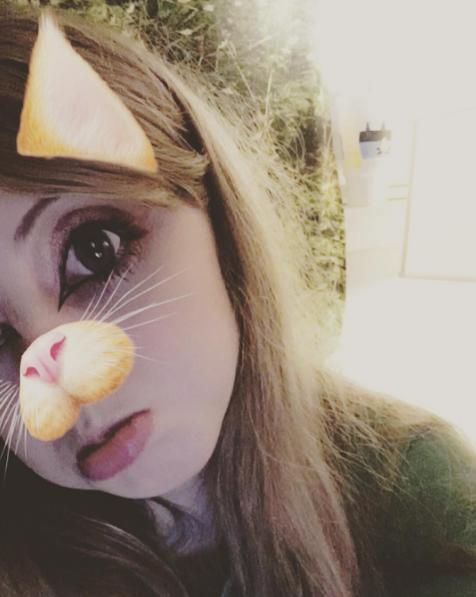 ou une petite chatte ^^