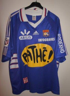 1999-2000 exterieur bleu