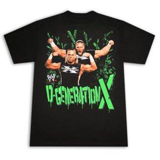 t-shirt de la dx