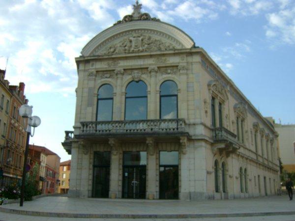 Le théâtre de Roanne