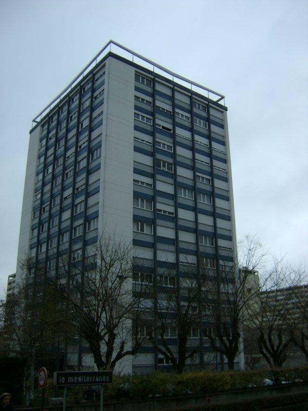 """Immeuble """"Le Bourgogne"""""""