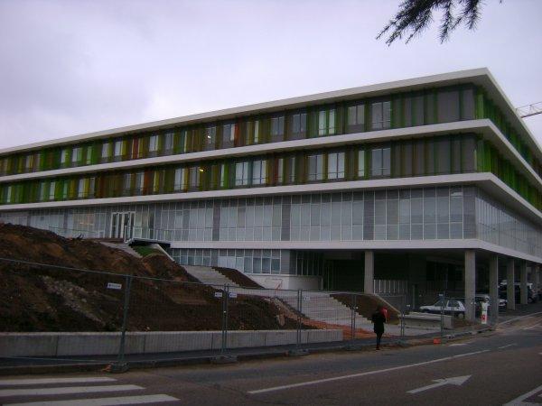"""Le bâtiment """"Jeanne De La Mure"""""""