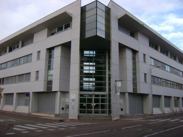 L'antenne du conseil général de la Loire