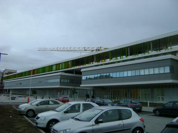 """Le bâtiment principal """"Odile Et Raoul Chattot"""""""