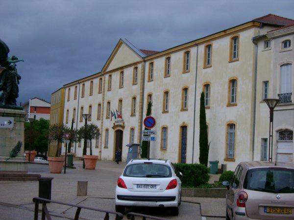 Le palais de justice de Roanne