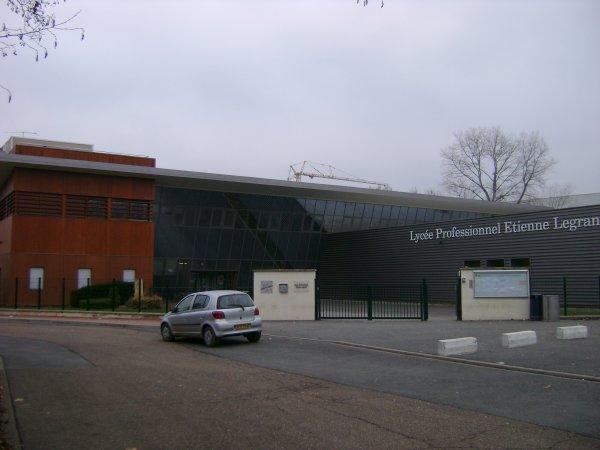 Le lycée E.Legrand