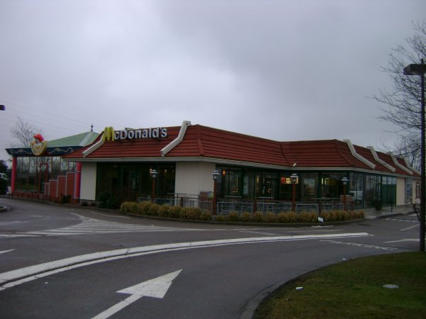 Le McDonald's de Mably