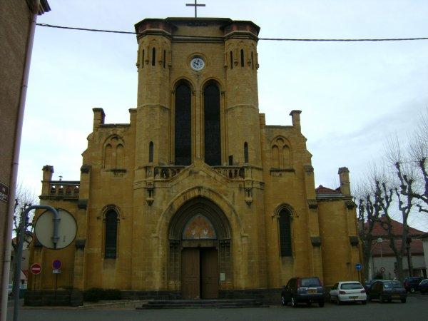 L'église Saint-Anne