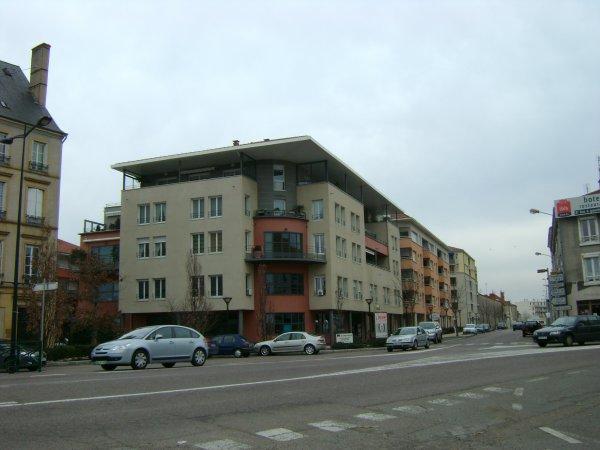 Les récents logements du site Carnot-Pincourt du Coteau