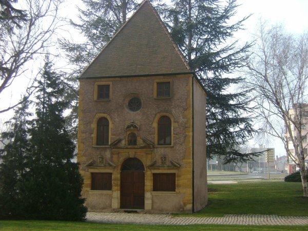 La chapelle Saint-Nicolas Du Port