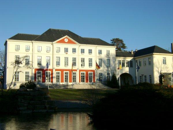 L'hôtel de ville du Coteau
